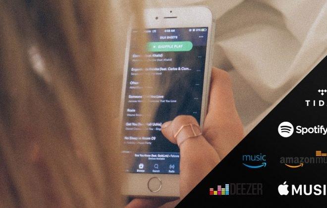 B ester Musik Streaming Dienst